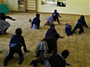 Speltherapie in Afrika