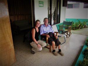 Vrijwilligerswerk in bejaardentehuis Costa Rica