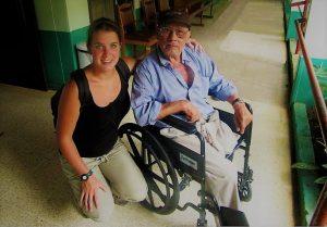 Vrijwilligerswerk fysiotherapie met ouderen in Costa Rica