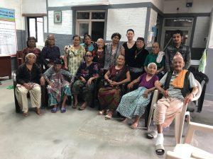 Groepstherapie Nepal