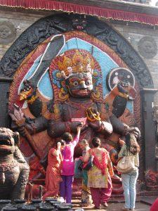 Ritueel Kathmandu - Therapy Trek