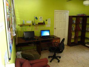 Computer hostel