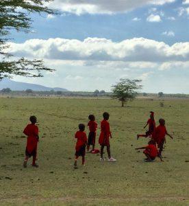 Sport en spel in Tanzania