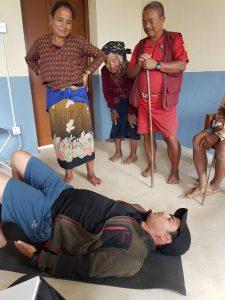 Fysiotherapie in Nepal