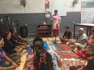 Ouderenopvang in Pokhara