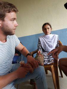 Hands on fysiotherapie in het buitenland