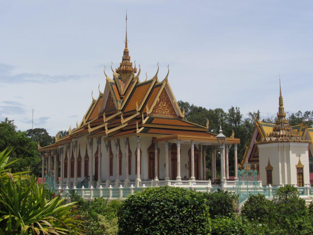 Cambodjaanse paleizen