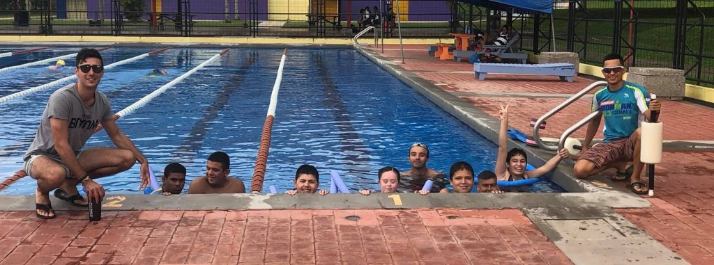 Hydrotherapie in het buitenland